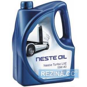 Купить Моторное масло NESTE Turbo LXE 15W-40 API CI-4,CH-4/SL (4л)