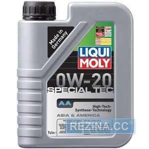 Купить Моторное масло LIQUI MOLY SPECIAL TEC AA 0W-20 (1л)