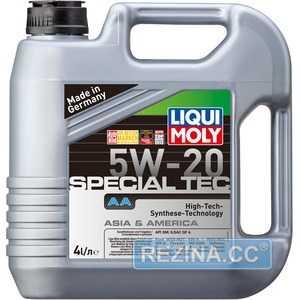 Купить Моторное масло LIQUI MOLY SPECIAL TEC AA 5W-20 (4л)