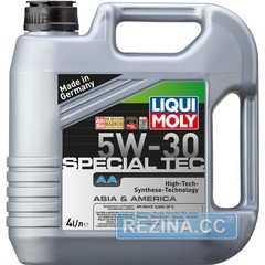 Купить Моторное масло LIQUI MOLY SPECIAL TEC AA 5W-30 (4л)