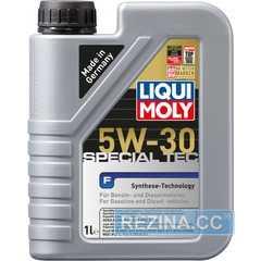 Моторное масло LIQUI MOLY SPECIAL TEC F - rezina.cc