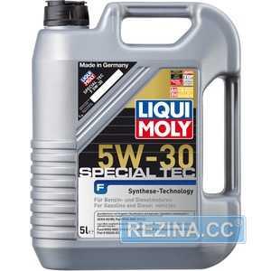 Купить Моторное масло LIQUI MOLY SPECIAL TEC F 5W-30 (5л)