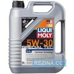 Купить Моторное масло LIQUI MOLY SPECIAL TEC LL 5W-30 (4л)