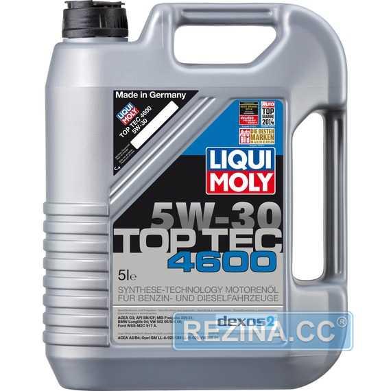 Моторное масло LIQUI MOLY TOP TEC 4600 - rezina.cc