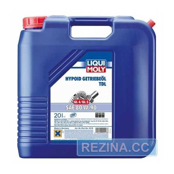 Трансмиссионное масло LIQUI MOLY Hypoid-Getriebeoil - rezina.cc