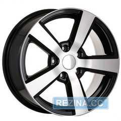Купить Легковой диск ANGEL Formula 603 BD R16 W7 PCD5x108 ET38 DIA67.1