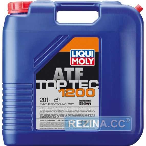Трансмиссионное масло LIQUI MOLY TOP TEC ATF 1200 - rezina.cc