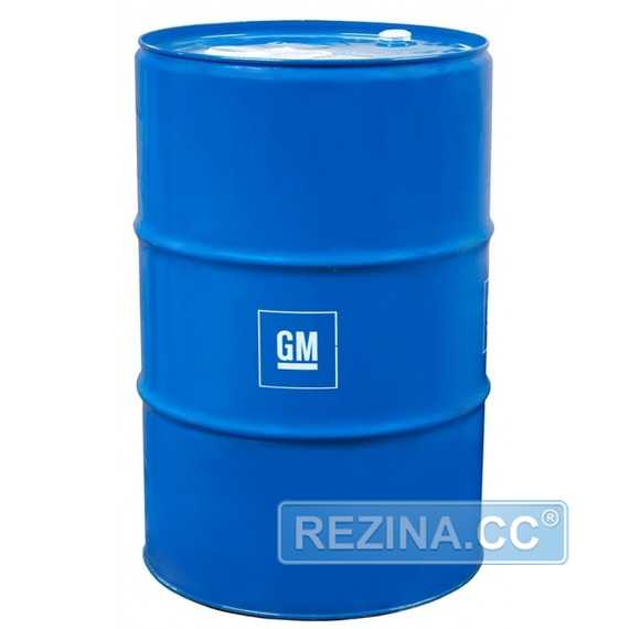Моторное масло GM Motor Oil Semi Synthetic - rezina.cc