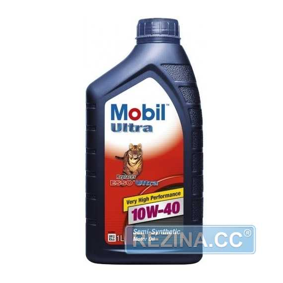 Моторное масло MOBIL Ultra - rezina.cc