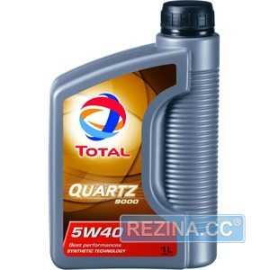 Купить Моторное масло TOTAL QUARTZ 9000 ENERGY ENERGY 5W-40 (1л)