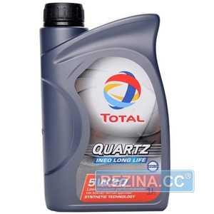 Купить Моторное масло TOTAL QUARTZ INEO LONG LIFE 5W-30 (1л)