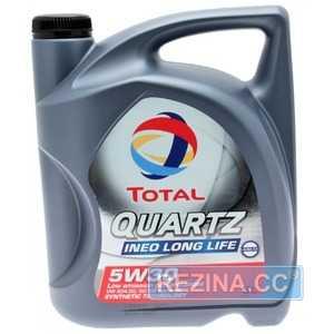 Купить Моторное масло TOTAL QUARTZ INEO LONG LIFE 5W-30 (5л)