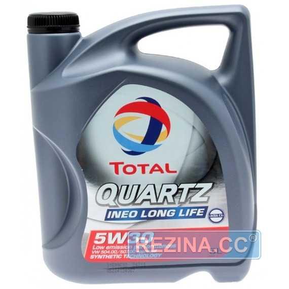 Моторное масло TOTAL QUARTZ INEO LONG LIFE - rezina.cc