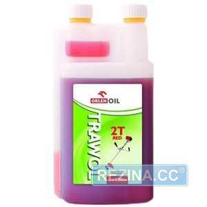 Купить Моторное масло ORLEN OIL TRAWOL 2T Red (1л)