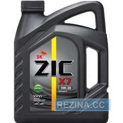 Купить Моторное масло ZIC X7 Diesel 5W-30 (4л)