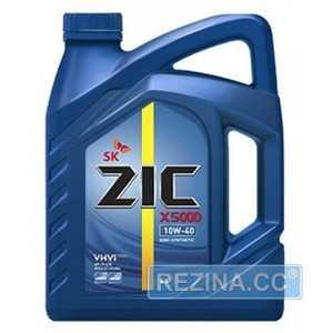 Купить Моторное масло ZIC X5000 10W-40 (6л)