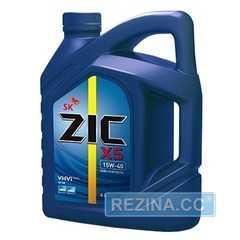 Купить Моторное масло ZIC X5 15W-40 (4л)