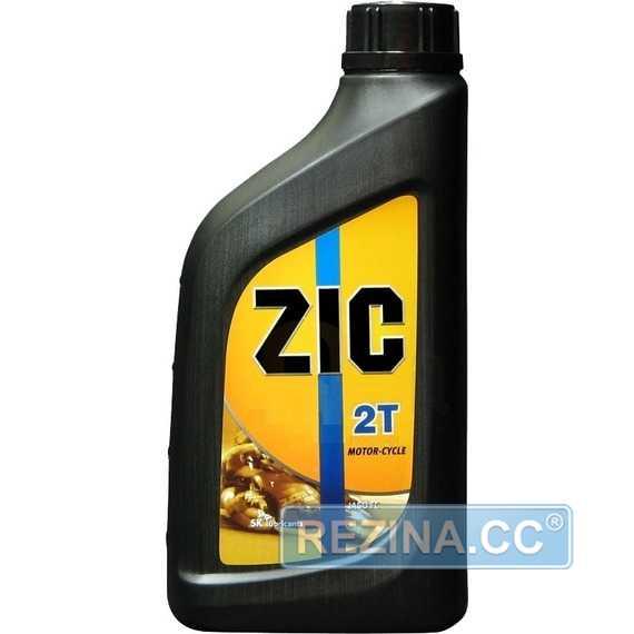 Моторное масло ZIC M7 2T - rezina.cc