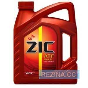 Купить Трансмиссионное масло ZIC ATF MULTI (4л)