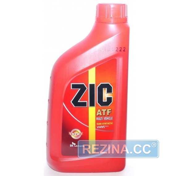 Трансмиссионное масло ZIC CVT Multi - rezina.cc