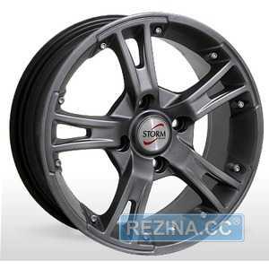 Купить STORM A 267 HB R13 W5.5 PCD4x100 ET38 HUB67.1