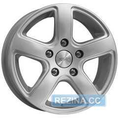 Купить КиК Кармен S R14 W5.5 PCD5x114.3 ET40 DIA67.1