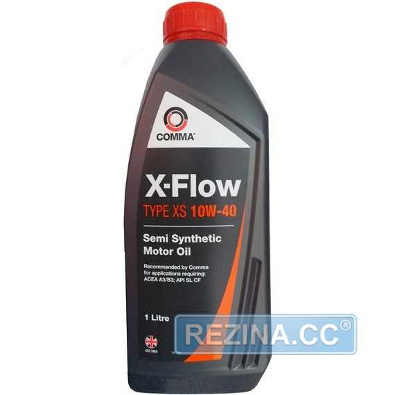 Моторное масло COMMA X-FLOW TYPE XS - rezina.cc