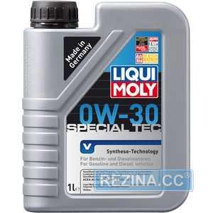 Купить Моторное масло LIQUI MOLY SPECIAL TEC V 0W-30 (1л)