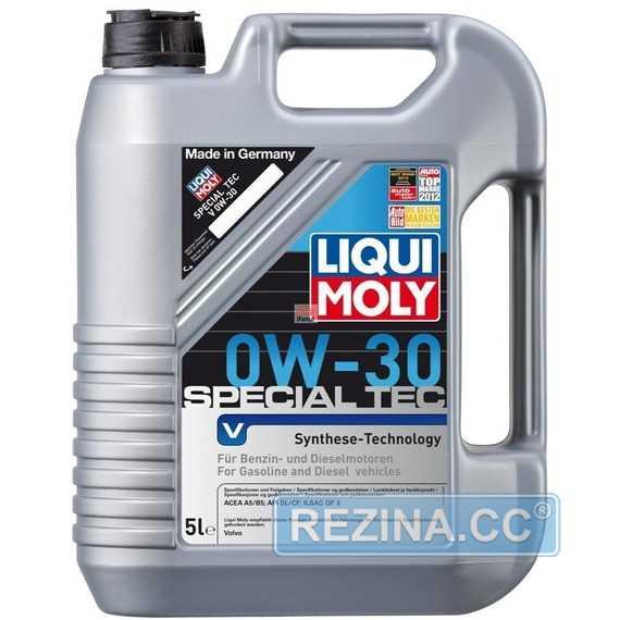 Моторное масло LIQUI MOLY SPECIAL TEC V - rezina.cc