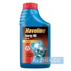Моторное масло TEXACO Havoline ENERGY MS - rezina.cc