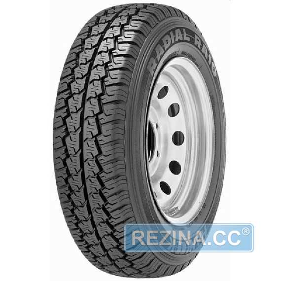 Всесезонная шина HANKOOK Radial RA10 - rezina.cc