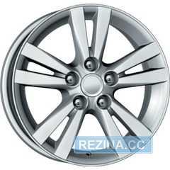 Купить КИК Avensis T27 S R16 W6.5 PCD5x114.3 ET39 DIA60.1