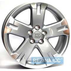 Купить WSP ITALY CATANIA W1750 (SIL. POL. - Серебро с полировкой) R17 W7 PCD5x114.3 ET45 DIA60.1