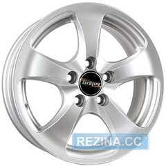 Купить TECHLINE 403 S R14 W5.5 PCD5x100 ET35 HUB57.1