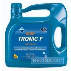 Купити Моторне мастило ARAL High Tronic F 5W-30 (4л)