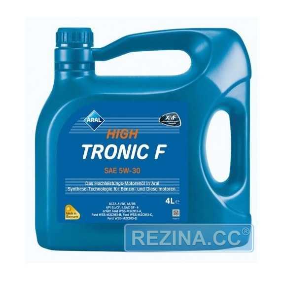 Моторное масло ARAL High Tronic F - rezina.cc