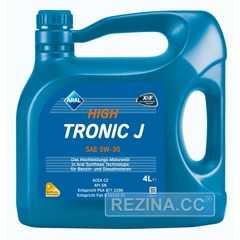 Купить Моторное масло ARAL High Tronic J 5W-30 (4л)
