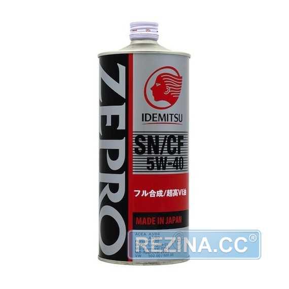 Моторное масло IDEMITSU Zepro Euro Spec - rezina.cc