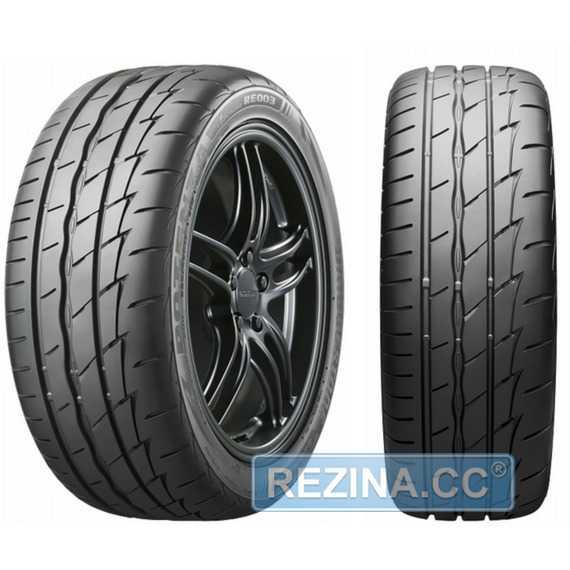 Летняя шина BRIDGESTONE Potenza Adrenalin RE003 - rezina.cc