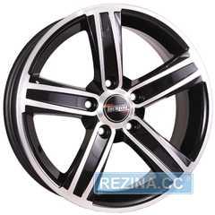 Купить TECHLINE 628 BD R16 W6.5 PCD5x105 ET 39 DIA56.6