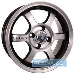 Купить TECHLINE 1601 BD R16 W6.5 PCD5x114.3 ET38 DIA67.1