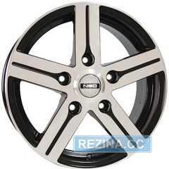 Купить TECHLINE 661 BD R16 W6.5 PCD5x130 ET40 DIA84.1
