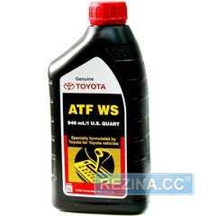 Трансмиссионное масло TOYOTA ATF WS - rezina.cc