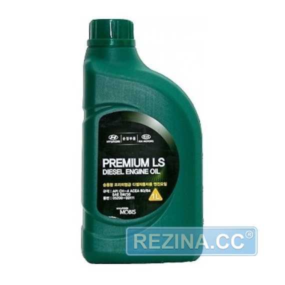 Моторное масло MOBIS Premium LS Diesel - rezina.cc