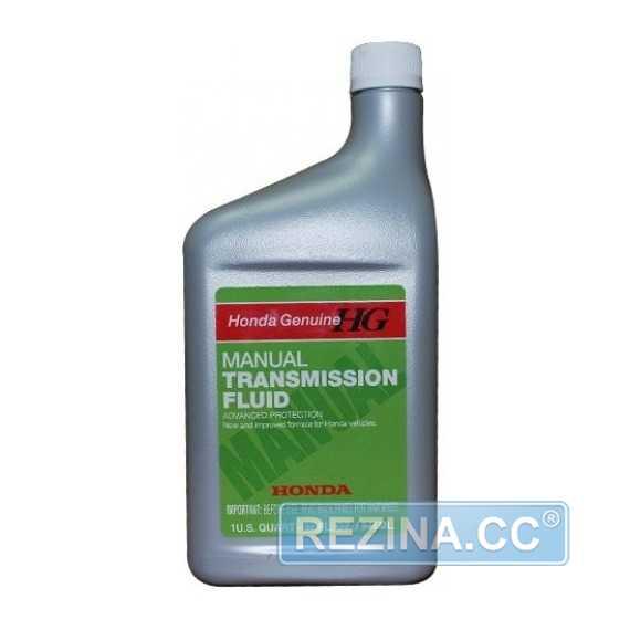 Трансмиссионное масло HONDA MTF - rezina.cc