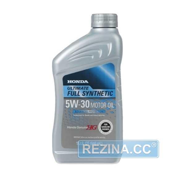 Моторное масло HONDA Ultimate - rezina.cc