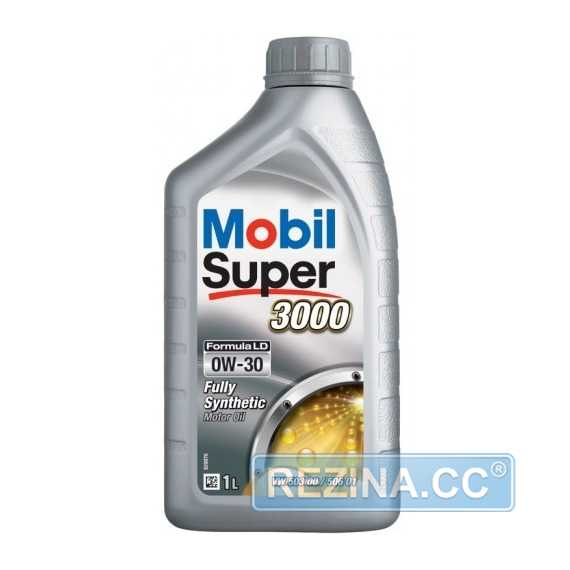Моторное масло MOBIL Super 3000 Formula LD - rezina.cc