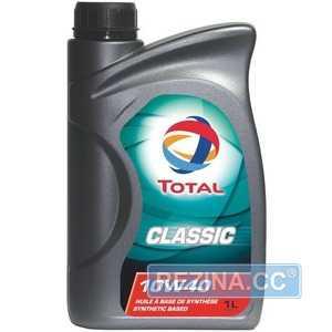 Купить Моторное масло TOTAL Classic 10W-40 (1л)