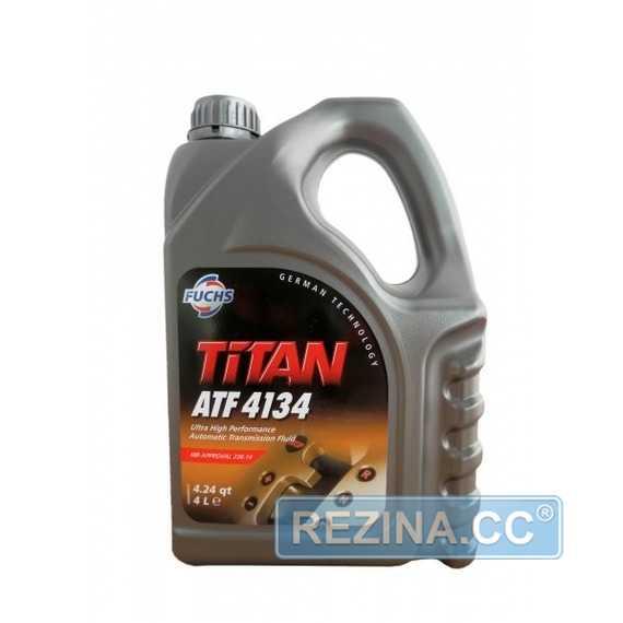 Трансмиссионное масло FUCHS Titan ATF 4134 - rezina.cc