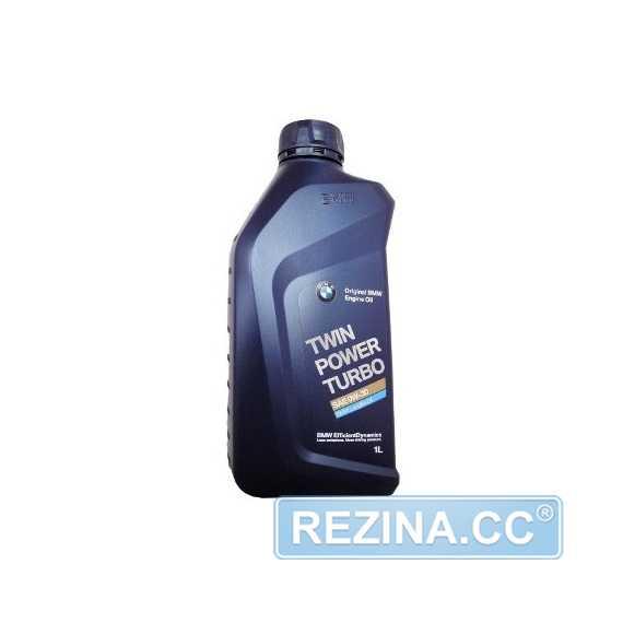 Моторное масло BMW M TwinPower Turbo - rezina.cc